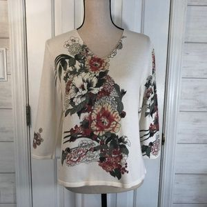 Style & Co Lightweight Pullover Sweater Sz MP